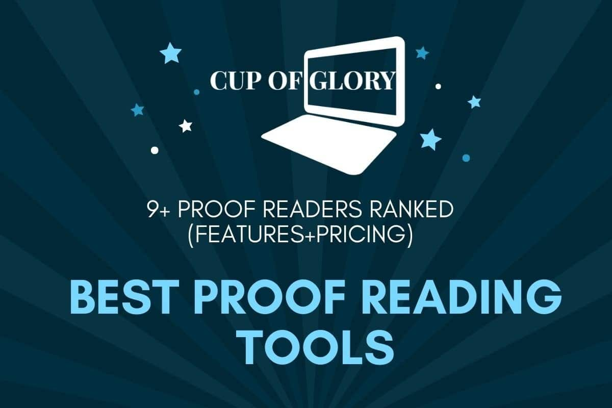 Best Proof Reading Tools