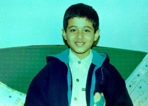 aakash singh another baby pic